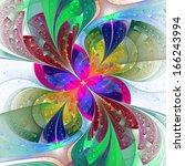 Multicolor Beautiful Fractal...