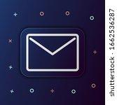 the envelope nolan button icon. ...