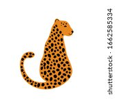 Leopard Or Cheetah Character...