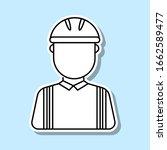 construction worker avatar...
