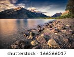 Serene Lake Mcdonald In Glacier ...