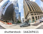houston  usa   july 11  view to ... | Shutterstock . vector #166269611