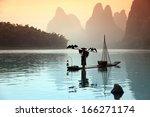 Yangshuo   June 18  Chinese Man ...
