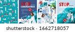 stop coronavirus  vector...   Shutterstock .eps vector #1662718057