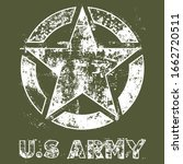 us army star. military...