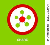 Share Sign Icon. Link...