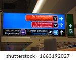 istanbul  turkey   november 28  ...   Shutterstock . vector #1663192027