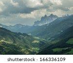 italian dolomites | Shutterstock . vector #166336109