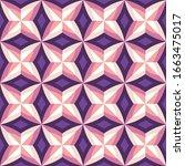 stars background geometric... | Shutterstock .eps vector #1663475017