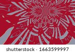 abstract interesting... | Shutterstock . vector #1663599997