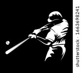 Baseball Player. Baseball Cap....