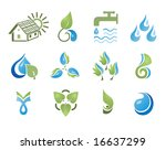 set of logos or design elements. | Shutterstock . vector #16637299