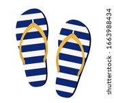Summer Flip Flops For Man Or...