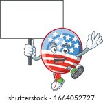 A Picture Of Usa Stripes...