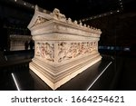 The Alexander Sarcophagus In...