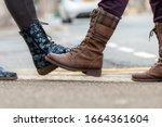 Foot Tap. New Novel Greeting T...