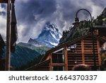 The Matterhorn North Face From...
