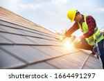 Roof repair, a Specialist in Roof Forming, is the Replacement of roof plates that have been used for a Long time.