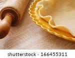 Freshly Rolled Pie Crust  In...