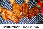Coloured Painting Designs On...