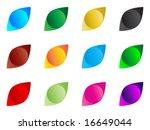 modern web buttons | Shutterstock .eps vector #16649044
