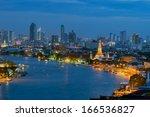Wat Arun Temple In Bangkok....