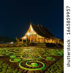 amazing sirindhorn wararam phu...   Shutterstock . vector #1665859957