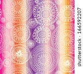 seamless background pattern.... | Shutterstock .eps vector #166592207