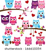 Vector Collection Of Valentine...