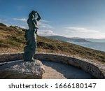 Laxe  Galicia  Spain  ...