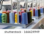 Colorful Reels Of Threads...