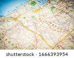 Washington State On The Map