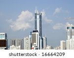 china  guangdong province ... | Shutterstock . vector #16664209