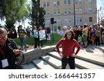 san pedro  california   usa  ... | Shutterstock . vector #1666441357