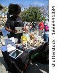 san pedro  california   usa  ... | Shutterstock . vector #1666441384