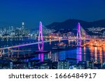 Busan Harbor Bridge   Busan...