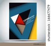 cover design   Shutterstock .eps vector #166677479