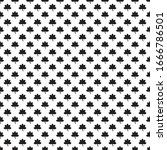 seamless pattern.black and... | Shutterstock .eps vector #1666786501
