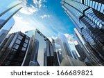 skyscrapers | Shutterstock . vector #166689821