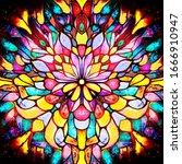 Beautiful Rich Multicolored...