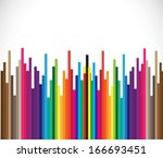 abstract pattern background...   Shutterstock .eps vector #166693451