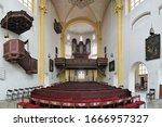 Regensburg  Germany   December...