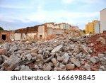 Demolition Of Industrial Old...