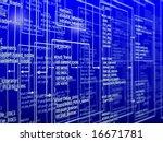 programming of success - stock photo