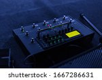 Guitar Effect Processor On The...