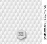 Stock vector seamless geometric pattern vector illustration 166740731