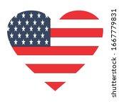 American Flag. Usa Flag.the...