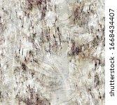 Seamless White Grey Birch Bark...