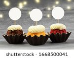 This Cupcake Topper Mock Up...