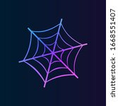 spider web nolan icon. simple...